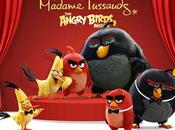 Angry Birds Starring Roles Madame Tussauds