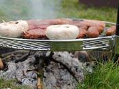 Garden Campfire Cooking