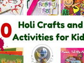 Holi Crafts Activities Kids
