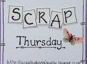 Scrap Thursday Part International Scrapbook