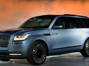 Lincoln's Brings Elegance Grand Scale with Navigator Concept