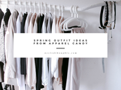 Spring Outfit Ideas from Apparel Candy