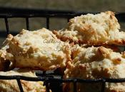 Buttermilk Garlic Parm Drop Biscuits