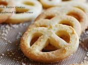 Danish Butter Cookies 2016 丹麦牛油饼干