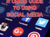Quick Guide Using Social Media