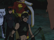 Young Justice Re(af)Watch Episode Alpha Male