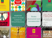 #EdNCUCB: Books Papers Discussed Recommended