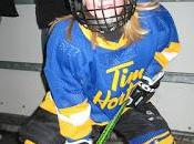 Reflections Child's Minor Hockey Career