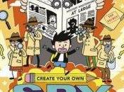 Blog Tour Guest Post Andrew Chris Judge, Authors Illustrators Create Your Mission