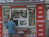 Moscow's Disappearing Street Kiosks
