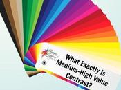 What Exactly Medium-High Value Contrast?