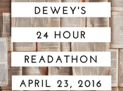 Dewey's Hour Readathon April 2016 (Wrap