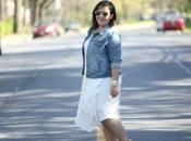 What Wore: White Before Memorial