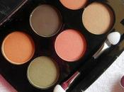Lakme Illuminating Eyeshadow Palette Gold Review, Swatches