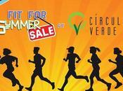 Summer Sale Circulo Verde