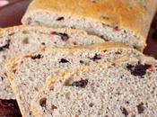 Blueberry Raisin Bread #BrunchWeek