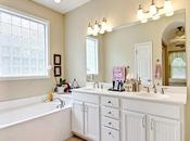 Instantly Refresh Bathroom with Cabinets