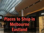 Eastland Shopping Centre Melbourne