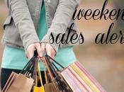Weekend Sales Alert
