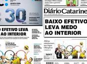 Brazil: Celebrating Three Decades Diario Catarinse