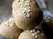 Flax Wheat Dinner Rolls #BreadBakers