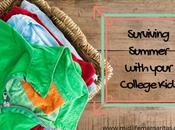 Suviving Summer with Your College