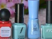 Favorite Summer Pastel Nail Polish Colors Recommendations