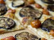 Easy Make Pizza Dough with Italian Vegetarian Toppings