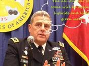 U.S. Army Chief: World Will Against 'hybrids' 'little Green Men'