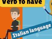 Verbo Avere. Verb Italian Language