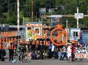 Kayaktivists Flock Anacortes 3-day Protest Against Fossil Fuel Industry
