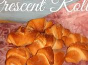 Crescent Rolls #BreadBakers