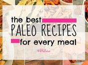 Best Paleo Recipes Every Meal