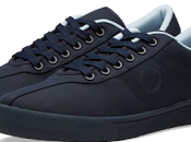Playing Rain: Fred Perry Reissue Tennis Shoe 'Rain Stops Play'