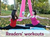 Stretching Feels Good #ReadersWorkouts