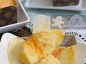 Salted Yolk Hokkaido Chiffon Cupcakes with Real Flowy Custard Cream 流沙北海道牛奶蛋糕