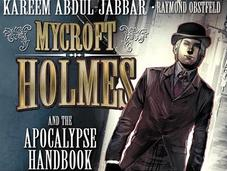 Kareem Abdul-Jabbar Brings Mycroft Holmes Life August