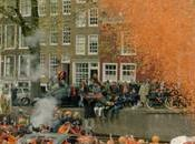 Celebrating King's (Koningsdag) Amsterdam