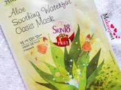 Four Season Aloe Soothing Waterful Oasis Mask (Whitening Function) Review