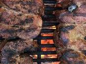 Grilling Gaucho Style Churassco Deck