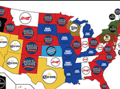 Most Recommended Beer Each States