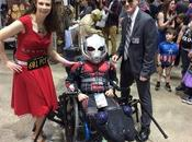 This Adorable Ant-Man Cosplay Coolest Thing You'll Today