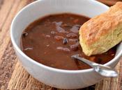 Vegan Bean Bacon Soup