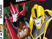 Transformers: Robots Disguise Rumble Jungle Competition)