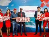 Manila, Closer Mauritius with AirAsia