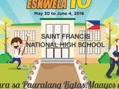 Back School Brigade 2016: Saint Francis National High Francisco, Binan City