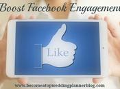 Wedding Planners Boost Facebook Engagement