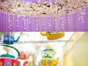Best Hanging Decoration Ideas Wedding!