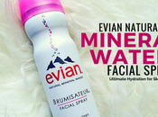 Evian Natural Mineral Water Facial Spray Super Hydrated Hair Skin