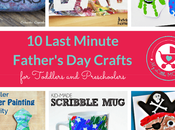 Last Minute Father's Crafts Toddlers Preschoolers